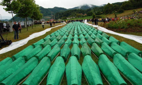 Was geschah in Srebrenica?